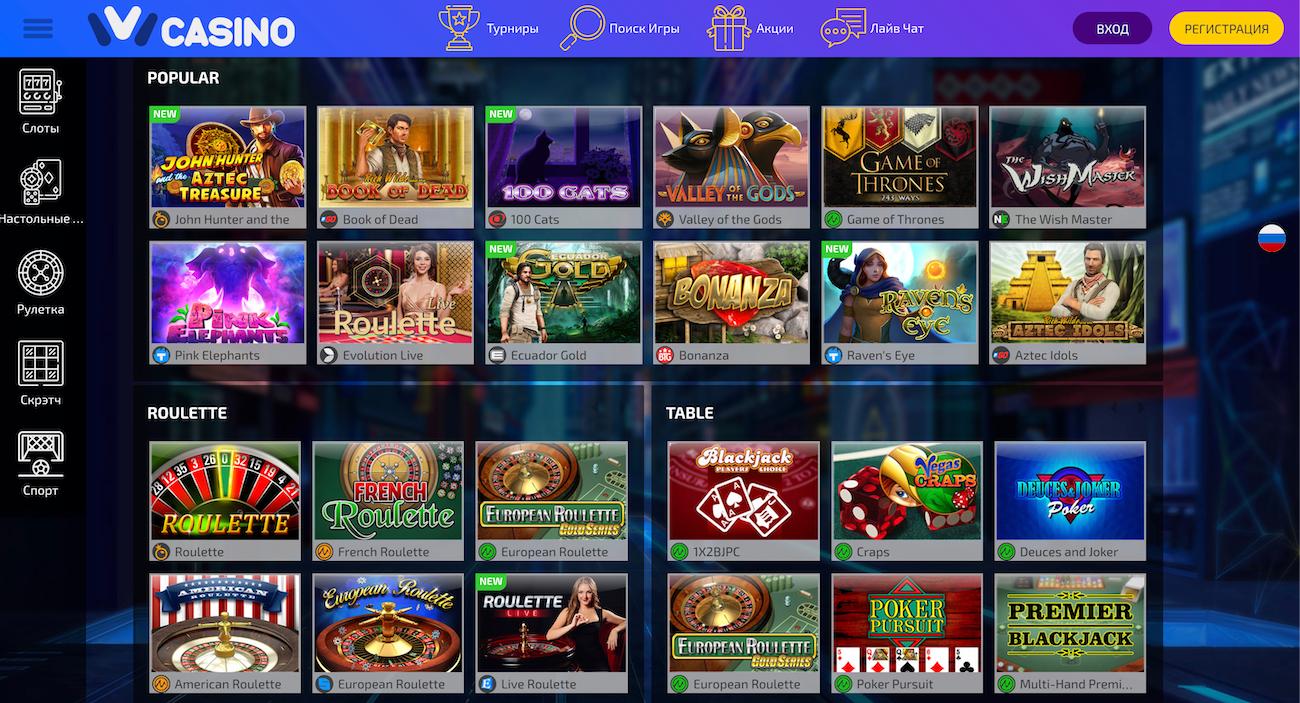 обзор и отзывы об онлайн казино иви